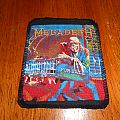 Megadeth / Patch