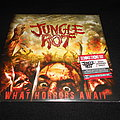 Jungle Rot /  What Horrors Await Yellow Opaque LP
