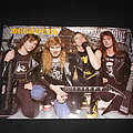 Megadeth / Poster Other Collectable