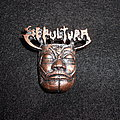 Sepultura / Pin Pin / Badge