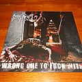 Dying Fetus / Wrong One To Fuck With Oxblood LP