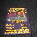 Anvil / Flyer Other Collectable