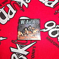 W.A.S.P. / Button Pin / Badge