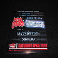 Metal Church, Warlock / Flyer