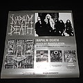 Napalm Death / Poster