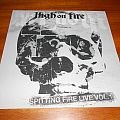 HIGH ON FIRE - Tape / Vinyl / CD / Recording etc -  High On Fire / Spitting Fire Live Vol. 1  LP