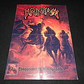 Krisiun - Other Collectable - Krisiun / Poster