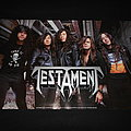 Testament / Poster Other Collectable