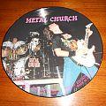 Metal Church/ Baktabak Interview Picture Disc