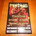 Prong - Other Collectable - Prong,Black Tusk/Flyer