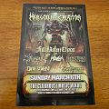 Malevolent Creation/Flyer
