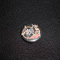 Slayer / Button Pin / Badge