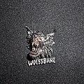Wolfsbane / Pin
