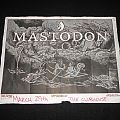 Mastodon / Poster Other Collectable