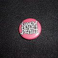 Napalm Death / Button Pin / Badge