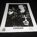 Coroner - Other Collectable - Coroner / Promo