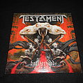 Testament / Brotherhood Of The Snake Orange LP