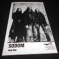 Sodom - Other Collectable - Sodom / Promo