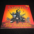 The Exploited - Tape / Vinyl / CD / Recording etc -  The Exploited / The Massacre