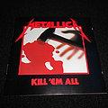 Metallica / Kill 'Em All  Tape / Vinyl / CD / Recording etc
