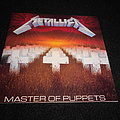 Metallica / Master Of Puppets  Tape / Vinyl / CD / Recording etc