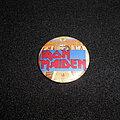 Iron Maiden - Pin / Badge - Iron Maiden / Button