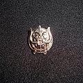 Motörhead / Pin Pin / Badge