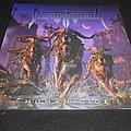 Death Angel / Humanicide  Green Bottle With Purple Splatter LP Tape / Vinyl / CD / Recording etc