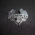 Asphyx / Pin Pin / Badge