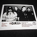 D.R.I. - Other Collectable - D.R.I. / Promo