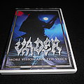 Vader - Tape / Vinyl / CD / Recording etc -  Vader / More Vision And The Voice DVD