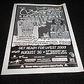 Ozzy Osbourne - Other Collectable - Ozzfest / Flyer