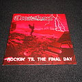 Crossforce / Rockin' 'Til The Final Day Tape / Vinyl / CD / Recording etc