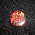 Saxon - Pin / Badge - Saxon / Buttons
