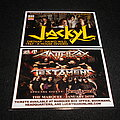 Anthrax - Other Collectable - Anthrax, Testament, Death Angel