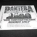 Pantera - Other Collectable - Pantera / Flyer