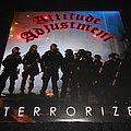 Attitude Adjustment / Terrorize Clear LP Tape / Vinyl / CD / Recording etc