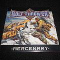 Bolt Thrower - Tape / Vinyl / CD / Recording etc - Bolt Thrower / Mercenary