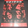 Voivod / Poster Other Collectable