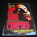 Rob Zombie - Tape / Vinyl / CD / Recording etc - House of 1000 Corpses / DVD