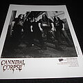Cannibal Corpse - Other Collectable - Cannibal Corpse / Promo