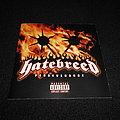 Hatebreed - Tape / Vinyl / CD / Recording etc -  Hatebreed / Perseverance
