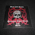 Black Label Society - Tape / Vinyl / CD / Recording etc -  Black Label Society / Stronger Than Death