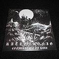 Rattenkönig / Conjuration Of Hate  Tape / Vinyl / CD / Recording etc