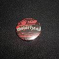 Motörhead - Pin / Badge - Motörhead / Button
