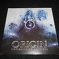 Origin / Unparalleled Universe Blue Aqua LP Tape / Vinyl / CD / Recording etc