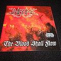 Infamy / The Blood Shall Flow  Tape / Vinyl / CD / Recording etc