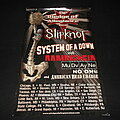Slipknot - Other Collectable - Slipknot / Poster