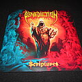Benediction - Tape / Vinyl / CD / Recording etc -  Benediction / Scriptures Clear LP'S