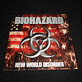 Biohazard / New World Disorder  Tape / Vinyl / CD / Recording etc